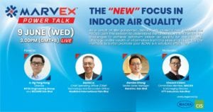 Marvex Power Talk The New Focus in Indoor Air Quality